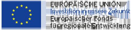 EUROPÄISCHE UNION Investition in unsere Zukunft Europäischer Fonds für regionale Entwicklung